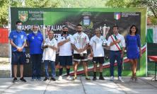 Pieve Torina, gran successo del 45° Campionato Italiano di Ruzzola: sportivi da tutta Italia