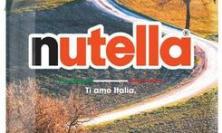 """""""Ti amo Italia"""": i colli di San Severino nei nuovi vasetti di Nutella"""