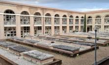 San Severino, manutenzione al cimitero di San Michele: alcuni settori chiusi ai visitatori