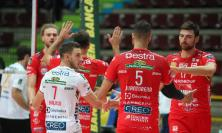 SuperLega, esordio vincente per la Lube: espugnata Verona in 3 set (FOTO)