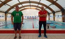 Centro Nuoto Macerata, sono 2 i consiglieri regionali della Fin: al confermato Antonini si aggiunge la novità Pallocchini