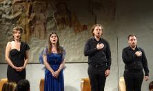 L'Accademia d'arte lirica di Osimo in concerto a San Ginesio domenica 4 ottobre