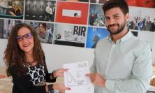 UniCam, il dottor Gianmarco Gatti vince il Compasso d'Oro ADI 2020