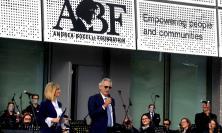 Andrea Bocelli scalda Camerino: festa doppia per l'Accademia della Musica e i 70 anni di Renato Zero (FOTO e VIDEO)