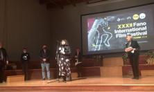 """San Ginesio, il cortometraggio """"Due tribù"""" di Silva Luciani trionfa al Fano International Film Festival"""