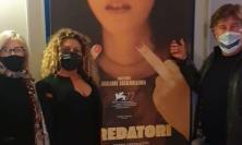 """Civitanova, Dario Cassini alla presentazione de I Predatori: """"Vanno sostenuti cinema e teatri"""""""