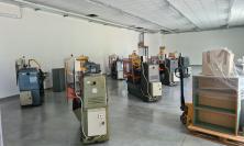 """San Severino, cinque aule e laboratori all'Itis """"Divini"""": lavori in fase di ultimazione"""
