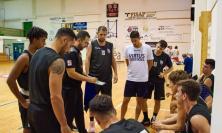 Covid-19, positivo un cestista del Teramo: rinviato il match contro la Virtus Civitanova