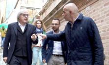 San Severino, Vittorio Sgarbi si affida all'avvocato Cicconi per denunciare il presidente della Camera Fico