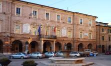 Giornata contro la violenza sulla donne, il Municipio di San Severino si tinge di arancione