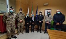 """San Severino, arrivano medici e infermieri militari alla casa di riposo """"Lazzarelli"""""""