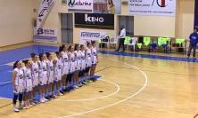 Basket, stop casalingo per la Feba Civitanova: a vincere è San Salvatore Selargius