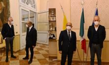 """Civitanova, il sindaco incontra il nuovo Questore: """"C'è sintonia di vedute"""""""