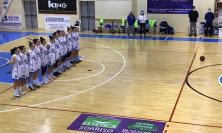 Basket, altro stop casalingo per la Feba Civitanova: a vincere è l'Alma Patti
