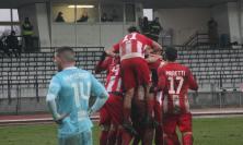 Serie C, Il Matelica fa ancora festa contro la Triestina: all'Helvia Recina arrivano 3 punti 'da sogno' (VIDEO e FOTO)