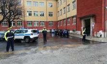 San Severino, le scuole ripartono in sicurezza: controlli  in stazione e agli ingressi degli istituti