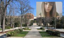 Macerata, una targa in ricordo di Pamela Mastropietro anche ai Giardini Diaz