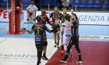 La Lube vola alle Final Four di Coppa Italia: Padova demolita in 3 set
