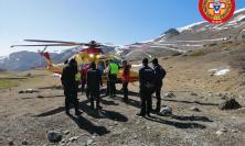 Disperso dai ieri pomeriggio sul Monte Vettore: trovato morto escursionista 60enne