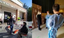 San Severino, continuano i vaccini per gli over 80: inoculazioni anche per due agenti della Polizia Locale