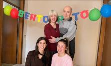 Macerata, Mario Pazzarelli batte il Covid: l'usciere del Comune dopo 4 mesi riabbraccia la famiglia