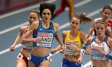 Atletica Avis Macerata in festa: Eleonora Vandi vola alle semifinali agli Europei indoor