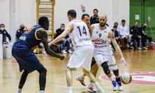 Basket, passo falso per la Rossella Civitanova: Giulianova vince di misura