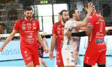 Finale scudetto, la Lube Civitanova fa saltare il banco: Perugia espugnata in gara 1