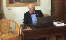 Unimc, dottori senza tempo: a quasi 85 anni Italo Spinelli concede un 'magistrale' bis