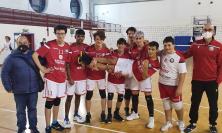 Under 17, terza vittoria di fila per la Pallavolo Macerata: il Volley Potentino cede in 4 set