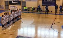 Basket, Feba Civitanova travolta in casa dalla capolista Faenza