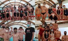 Centro Nuoto Macerata, risultati dorati nel salvamento: tanti i pass staccati per i campioni italiani