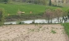 Macerata, cadavere di una donna ritrovato in un lago in località Cimarella