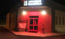 Caldarola, Giornata mondiale della Croce Rossa: il Comune si colora