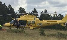 Cingoli, incidente al crossodromo: due piccoli piloti trasferiti a Torrette