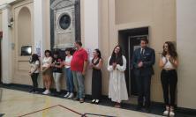 Sulle tracce della Callas a Palazzo Ugolini: grandi emozioni per lo spettacolo degli studenti UniMc