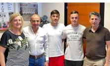 Ancona-Matelica attiva sul mercato: dalla Juventus arriva l'attaccante Ferdinando Del Sole