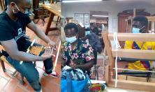 La tradizione tessile si fonde con l'integrazione: una mostra mercato per il progetto del Gus