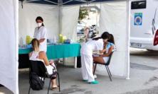 Civitanova, nuova tappa del camper vaccinale