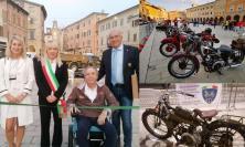 San Severino, i 100 anni della Moto Guzzi festeggiati in piazza del Popolo