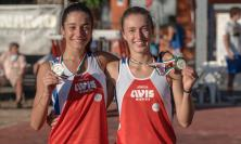 Atletica Avis Macerata sugli scudi a Pesaro: vince ben 14 scudetti di campione regionale