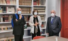 """Tre nuovi laboratori per il Liceo Classico Leopardi: """"a Macerata tutte le scuole sono sicure"""""""