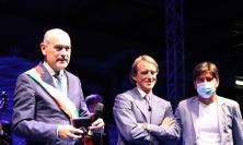 Roberto Mancini nuovo ambasciatore della città di Jesi: la nomina nella serata a lui dedicata