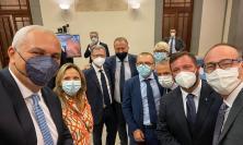 """""""Difendere le produzioni agricole locali"""": Carloni alla Conferenza delle Regioni con il ministro Patuanelli"""