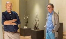 """San Severino, """"Come funamboli sul filo sospesi"""": la mostra chiude con successo"""