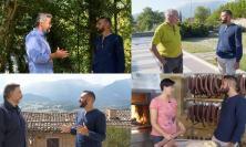 """Sarnano protagonista su Sky della serie """"Una gita fuoriporta"""": come e quando vederla in tv"""