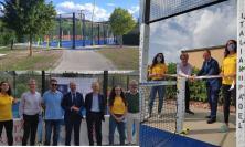 Camerino, nuovo campo da padel al Centro Universitario Sportivo
