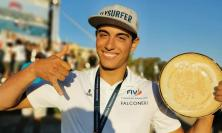 Formula kite, bronzo mondiale per Riccardo Pianosi del Club Vela Portocivitanova
