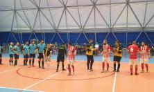 C2 calcio a 5, finisce in parità tra Bayer Cappuccini e Futsal Sambucheto