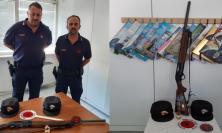 Loro Piceno, a caccia senza il porto d'armi: rischia pena fino a 10 anni e multa di 40 mila euro